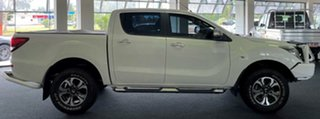 2015 Mazda BT-50 UR0YF1 XTR White 6 Speed Manual Utility.