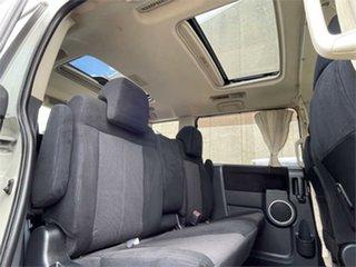 2008 Mitsubishi Delica D:5 CV5W White Constant Variable Van Wagon