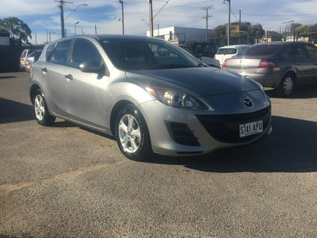 Used Mazda 3 BL10F1 Maxx Blair Athol, 2009 Mazda 3 BL10F1 Maxx Grey 6 Speed Manual Hatchback