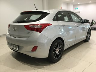 2012 Hyundai i30 GD Active Silver Or Chrome/gd 6 Speed Sports Automatic Hatchback.