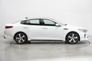 2017 Kia Optima JF MY17 GT White 6 Speed Sports Automatic Sedan