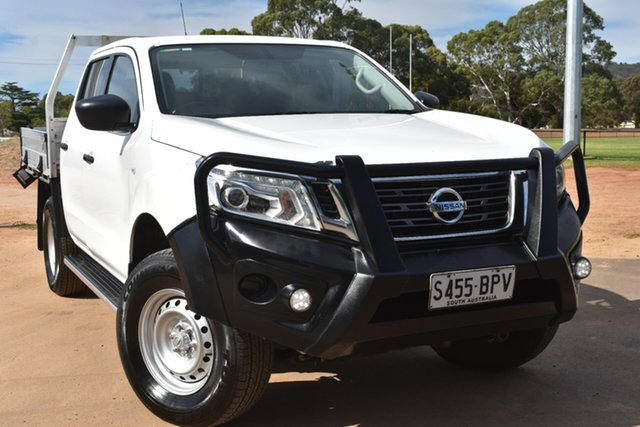 Used Nissan Navara D23 S2 SL St Marys, 2017 Nissan Navara D23 S2 SL White 6 Speed Manual Utility