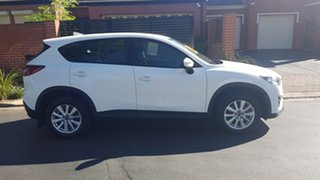 2015 Mazda CX-5 MY15 Maxx Sport (4x4) White 6 Speed Automatic Wagon.