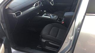 2021 Mazda CX-5 KF2W7A Maxx SKYACTIV-Drive FWD Sport Sonic Silver 6 Speed Sports Automatic Wagon