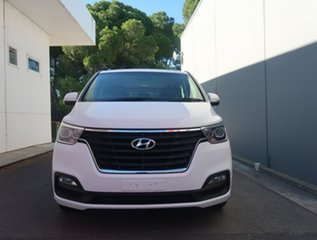 2019 Hyundai iMAX TQ4 MY20 Active White 5 Speed Automatic Wagon.