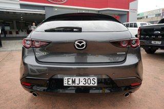 2020 Mazda 3 BP G25 Astina Grey 6 Speed Automatic Hatchback