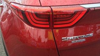 2016 Kia Sportage QL MY16 Platinum AWD Red/Black 6 Speed Sports Automatic Wagon