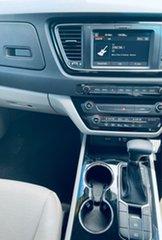 2019 Kia Carnival YP MY19 SI Silky Silver 8 Speed Sports Automatic Wagon