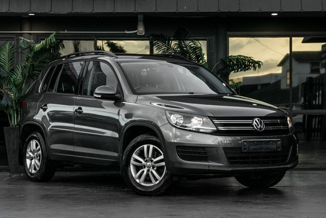 Used Volkswagen Tiguan 5N MY11 103TDI DSG 4MOTION Bowen Hills, 2011 Volkswagen Tiguan 5N MY11 103TDI DSG 4MOTION Grey 7 Speed Sports Automatic Dual Clutch Wagon