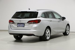 2017 Holden Astra BK MY18 LT Silver 6 Speed Automatic Sportswagon