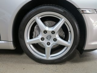 2006 Porsche 911 997 MY06 Carrera Silver 5 Speed Sports Automatic Coupe
