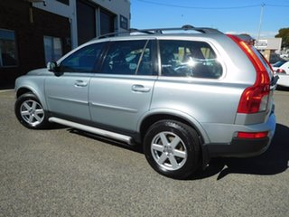2008 Volvo XC90 P28 MY08 LE Silver 6 Speed Sports Automatic Wagon.