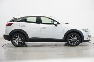 2015 Mazda CX-3 DK2W7A sTouring SKYACTIV-Drive Beige 6 Speed Sports Automatic Wagon