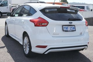 2018 Ford Focus LZ Sport White 6 Speed Automatic Hatchback