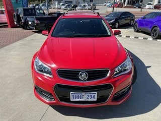 2013 Holden Commodore VF MY14 SS Sportwagon Red 6 Speed Sports Automatic Wagon.