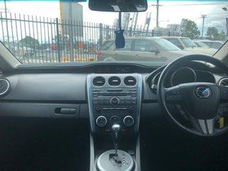 2010 Mazda CX-7 ER MY10 Classic (FWD) Maroon 5 Speed Auto Activematic Wagon
