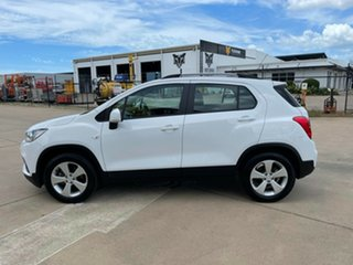 2019 Holden Trax TJ MY19 LS White/211219 6 Speed Automatic Wagon