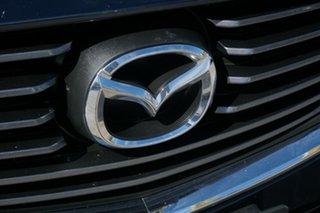 2016 Mazda 6 GJ1032 Touring SKYACTIV-Drive Blue 6 Speed Sports Automatic Sedan