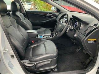 2010 Hyundai i45 YF MY11 Elite Silver 6 Speed Sports Automatic Sedan