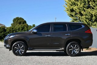 2016 Mitsubishi Pajero Sport QE MY16 GLS Bronze 8 Speed Sports Automatic Wagon
