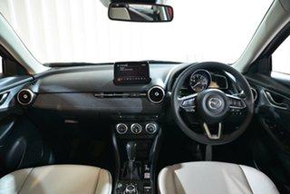2019 Mazda CX-3 DK2W7A Akari SKYACTIV-Drive FWD Red/Black 6 Speed Sports Automatic Wagon