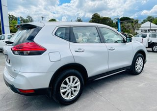 2020 Nissan X-Trail ST Brilliant Silver Constant Variable Wagon