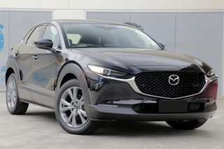 2021 Mazda CX-30 DM2WLA G25 SKYACTIV-Drive Touring Machine Grey 6 Speed Sports Automatic Wagon.