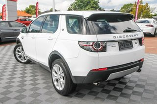 2015 Land Rover Discovery Sport L550 16MY SE Fuji White 9 Speed Sports Automatic Wagon.