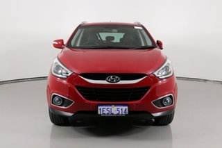 2014 Hyundai ix35 LM Series II Trophy (FWD) Red 6 Speed Automatic Wagon.