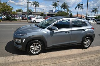 2019 Hyundai Kona OS.2 MY19 Active (FWD) Silver 6 Speed Automatic Wagon.