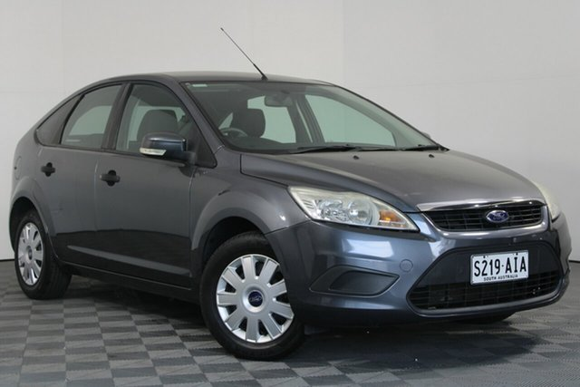 Used Ford Focus LT CL Wayville, 2009 Ford Focus LT CL Grey 4 Speed Sports Automatic Hatchback