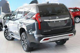 2021 Mitsubishi Pajero Sport QF MY21 GLS Graphite Grey 8 Speed Sports Automatic Wagon.