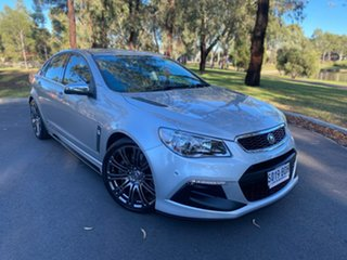 2016 Holden Special Vehicles Senator Gen-F2 MY16 Signature Silver 6 Speed Sports Automatic Sedan.