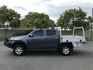 2017 Isuzu D-MAX LS-M Grey 6 Speed Manual Dual Cab