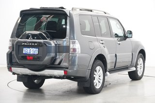 2017 Mitsubishi Pajero NX MY17 GLS Silver 5 Speed Sports Automatic Wagon