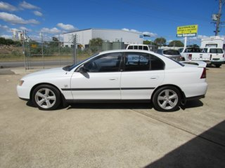 2004 Holden Commodore VY II Executive White 4 Speed Automatic Sedan