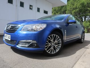 2016 Holden Calais VF II MY16 Sportwagon Blue 6 Speed Sports Automatic Wagon.