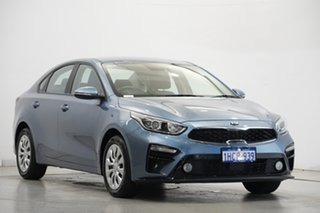 2020 Kia Cerato BD MY20 S Horizon Blue 6 Speed Sports Automatic Sedan