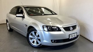 2010 Holden Calais VE II Silver 6 Speed Sports Automatic Sedan.