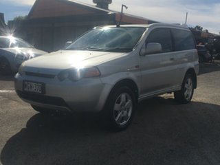 1999 Honda HR-V Sport 4WD Silver 5 Speed Manual Wagon