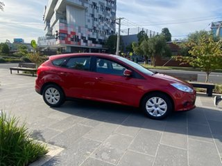 2014 Ford Focus LW MkII Ambiente Red 5 Speed Manual Hatchback