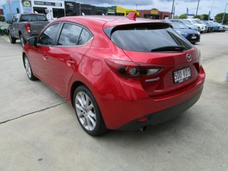 2014 Mazda 3 BM5438 SP25 SKYACTIV-Drive GT Red 6 Speed Sports Automatic Hatchback
