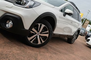 2018 Subaru Outback MY18 2.5I Premium AWD White Continuous Variable Wagon.