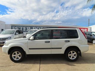 2007 Nissan X-Trail T30 MY06 TI (4x4) White 5 Speed Manual Wagon