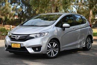 2014 Honda Jazz GF MY15 VTi-S Silver 1 Speed Constant Variable Hatchback.