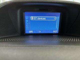2017 Ford Transit Custom VN 340L (Low Roof) Blue 6 Speed Automatic Van