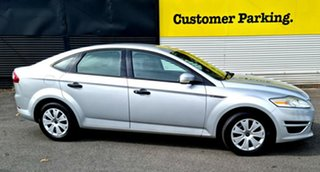 2010 Ford Mondeo MC LX PwrShift TDCi Silver 6 Speed Sports Automatic Dual Clutch Hatchback.