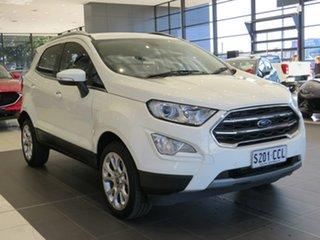 Ford Ecosport Titanium Wagon.