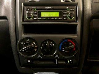 2005 Hyundai Getz TB MY06 White 4 Speed Automatic Hatchback