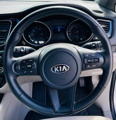 2019 Kia Carnival YP MY19 SI Silky Silver 8 Speed Sports Automatic Wagon